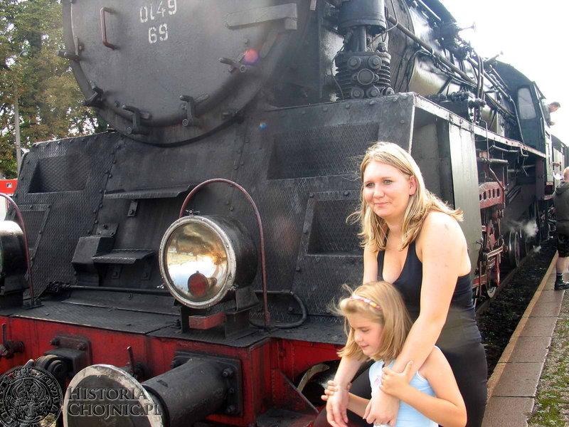 Pięćdziesięcioletni skład Kaszuby wyjechał z Gdyni. Jego trasa wiodła przez Kościerzynę, Chojnice, Czersk.