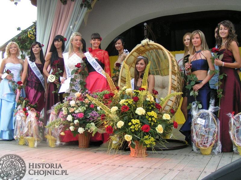 W niedzielny, ciepły wieczór nad Jeziorem Charzykowskim odbył się ogólnopolski Finał Miss Lata 2005.