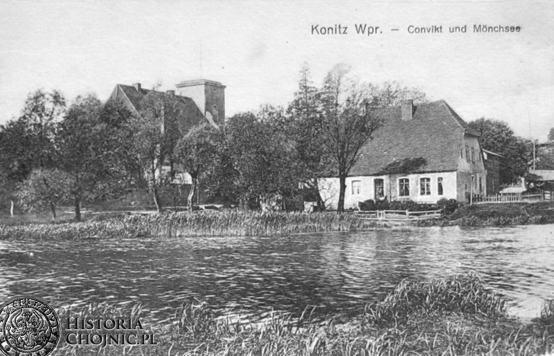 Konwikt i Dom Rybaka. Poczatek XX w.