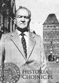 Stanisław Rolbiecki jako burmistrz położył ogromne zasługi w rozwój Chojnic.