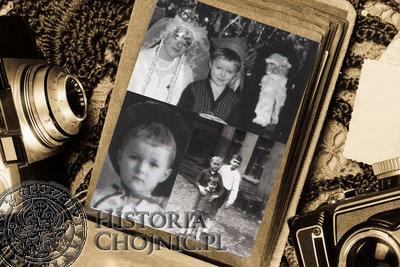 Urodziłem się w Chojnicach w drugiej połowie lat 50 XX w.